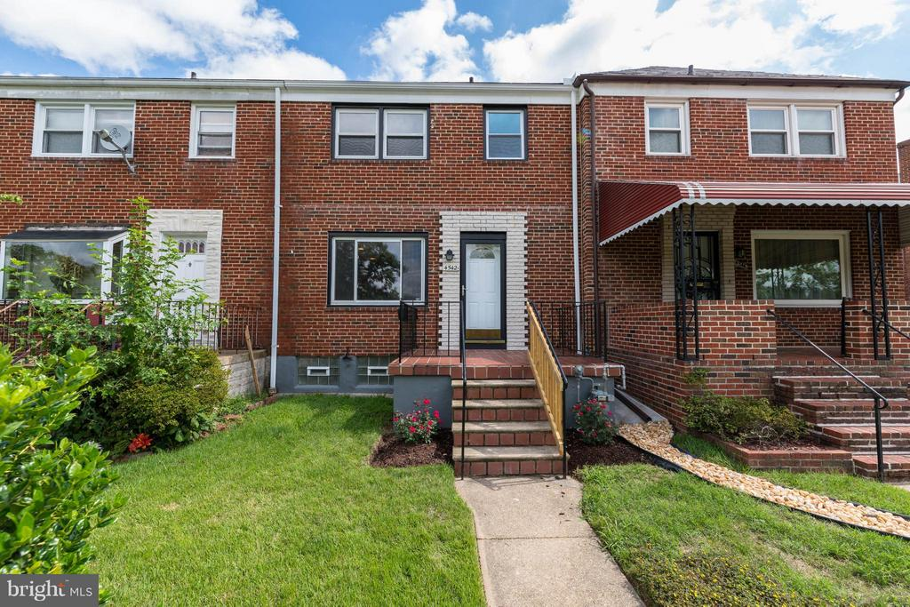 4542 PARKSIDE DRIVE BALTIMORE, MD 21206 1002193424