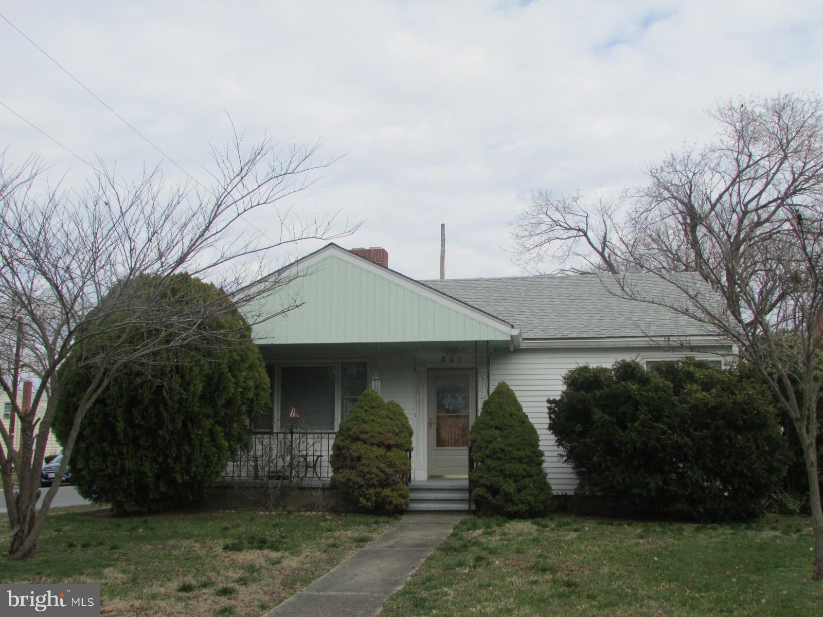 301 CHURCH STREET, SUDLERSVILLE, MD 21668