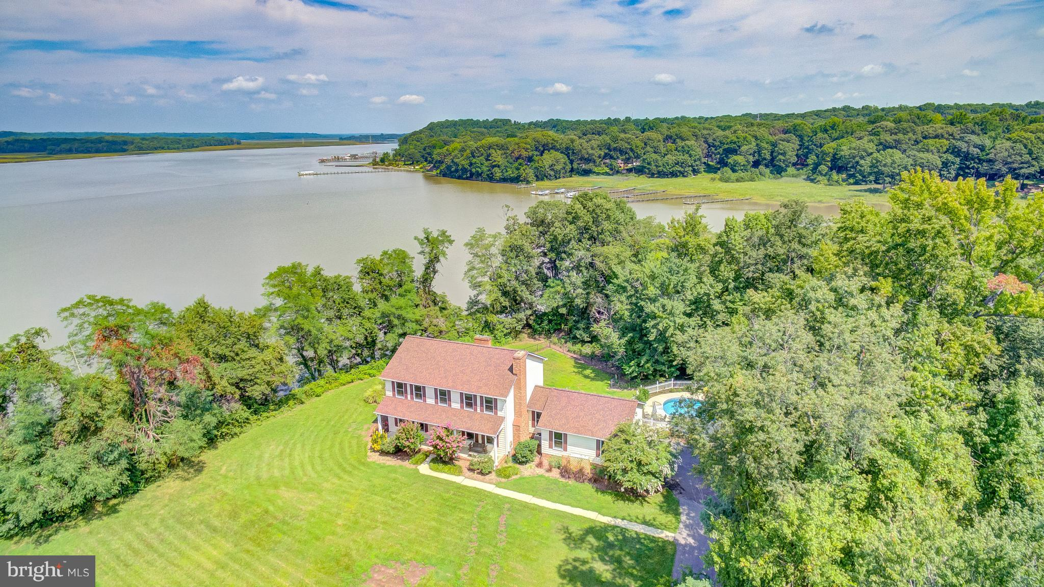 3551 DEEP LANDING ROAD, HUNTINGTOWN, MD 20639