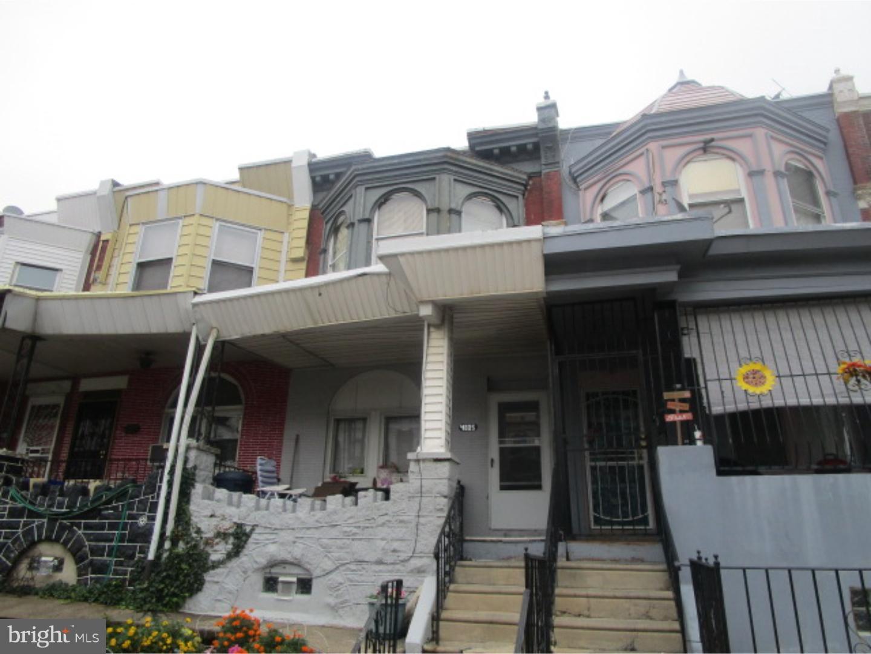 4805 N Warnock Street Philadelphia, PA 19141