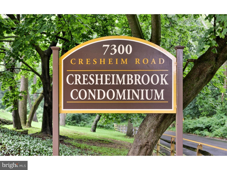 7302 Cresheim Road #C4 Philadelphia, PA 19119