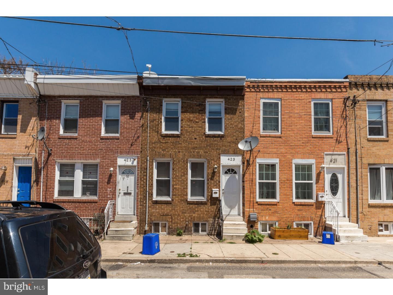 423 Hoffman Street Philadelphia, PA 19148