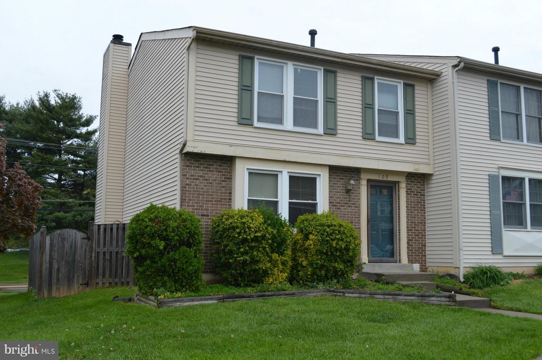109 Sharpstead Lane   - Montgomery, Maryland 20878