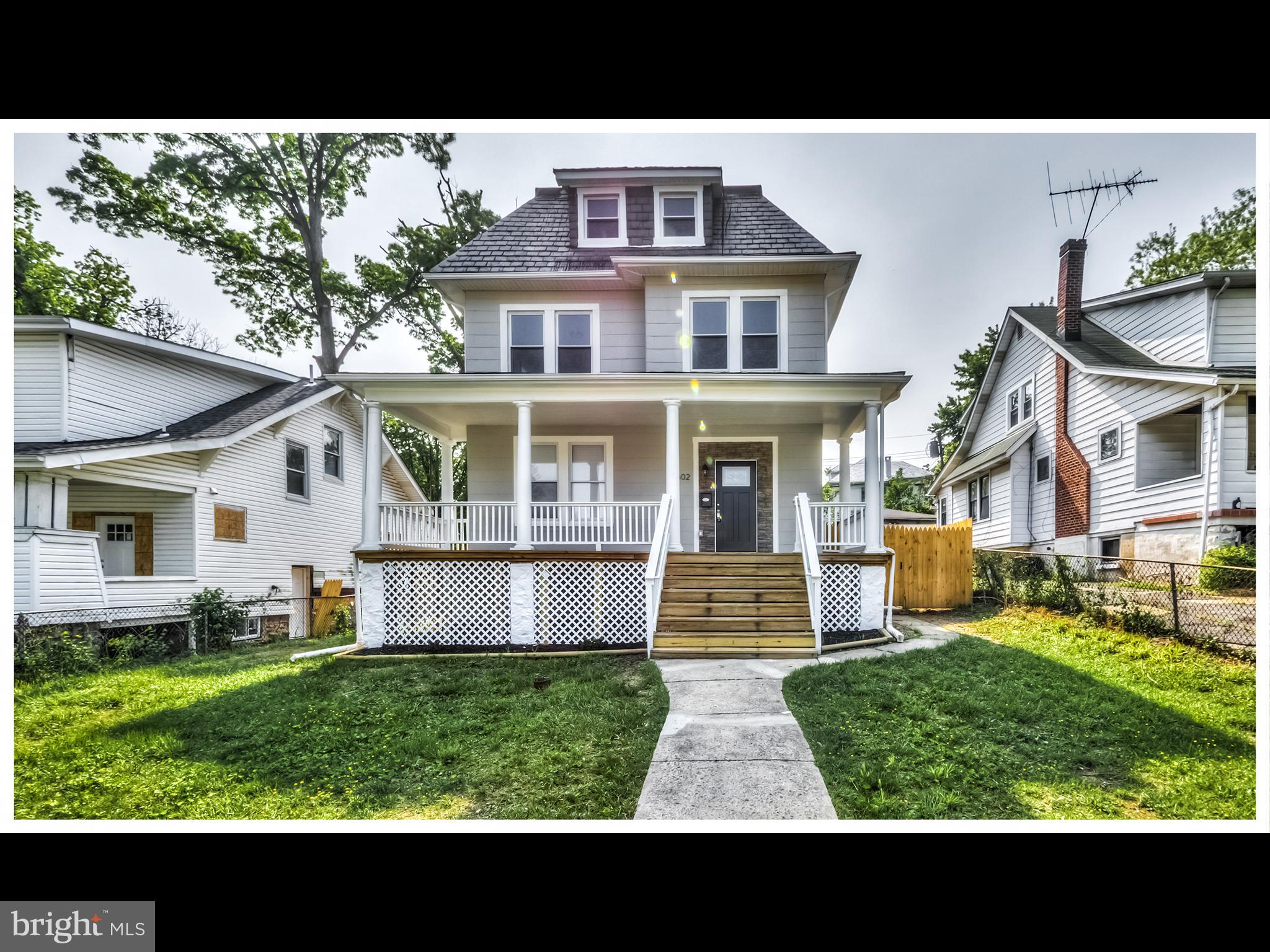 2602 ALLENDALE ROAD, BALTIMORE, MD 21216