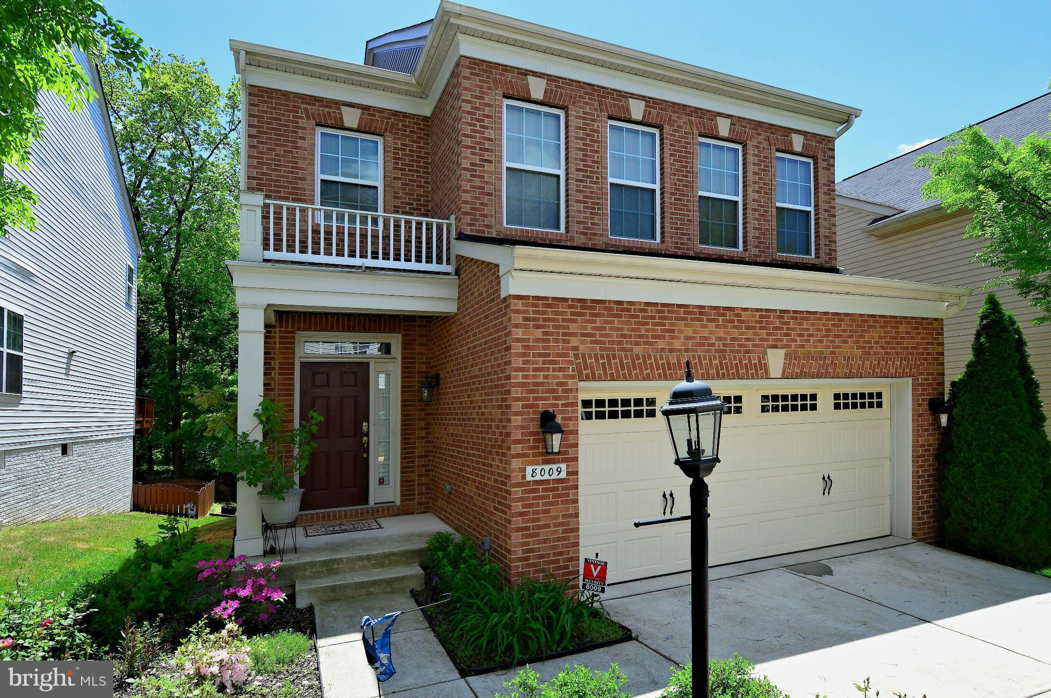 Absolutely gorgeous w/ high end upgrades! 4 BR with a possible 5th (NTC) in the spacious, open floor plan basement, 4 Full BA, Gourmet Kitchen with double oven, gas cooktop and granite counter tops. Upgraded hardwood flooring and level 4 padding under the bedroom carpeting. Perfect commuter location with access to I-95, I-395-RT123 and RT 1..VRE, Metro Rail, Metro Bus and commuter lots w/in mins!