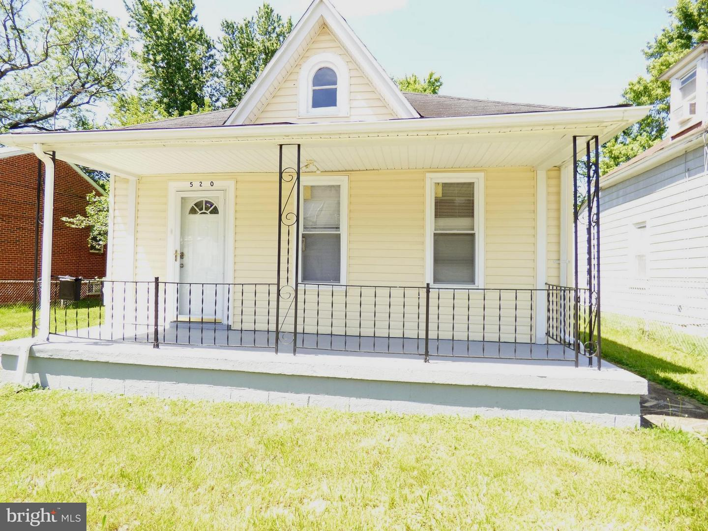 520 68TH Place Capitol Heights, MD 20743