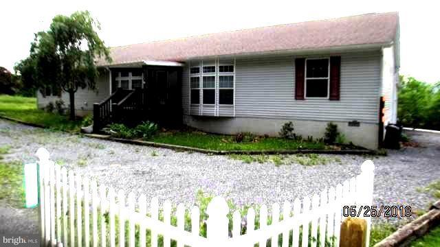 635 N MOUNTAIN ROAD, WARDENSVILLE, WV 26851