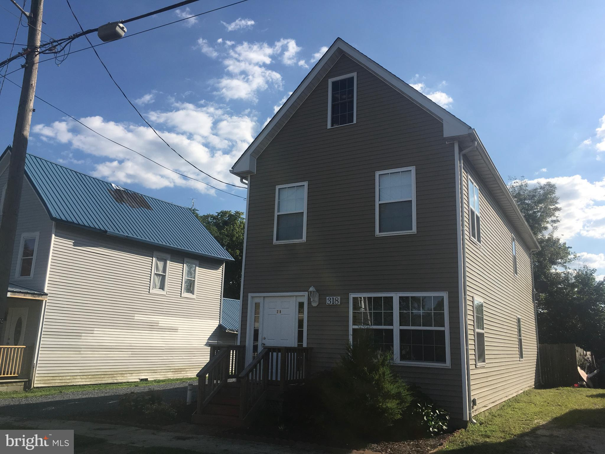 318 MAIN STREET, MARYDEL, MD 21649