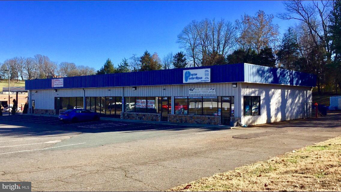 110 BERRY HILL ROAD, ORANGE, VA 22960