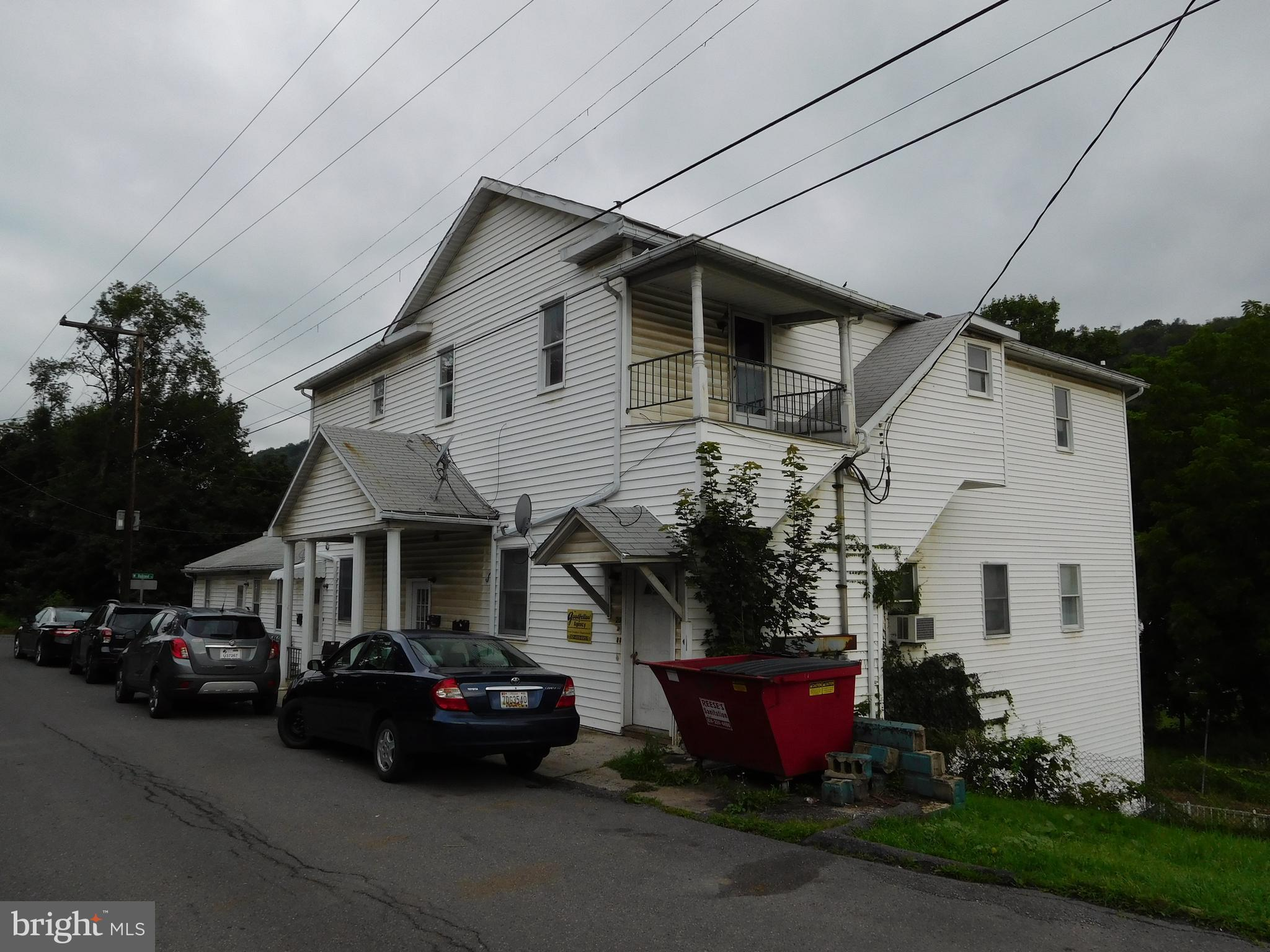 20 FRONT STREET, LONACONING, MD 21539