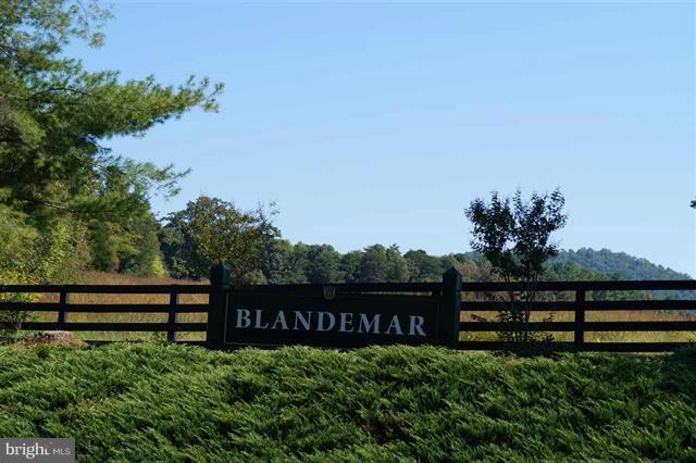 BLANDEMAR DRIVE, CHARLOTTESVILLE, VA 22903