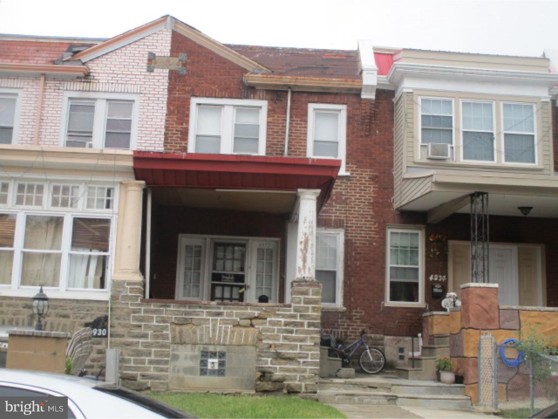 4932 N 8TH Street Philadelphia, PA 19120