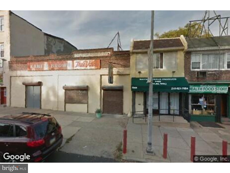 5011 Wayne Avenue Philadelphia, PA 19144