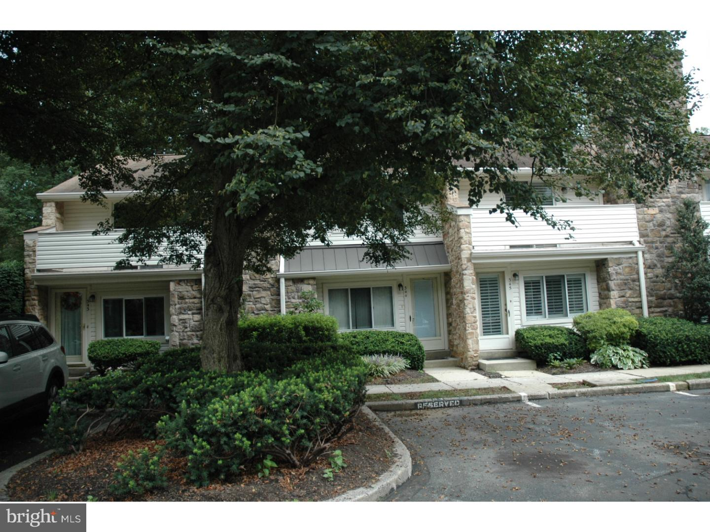 344 New Market Court Chesterbrook, PA 19087