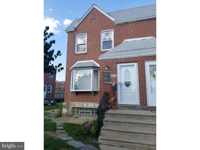 823 Glenn Street Philadelphia, PA 19115