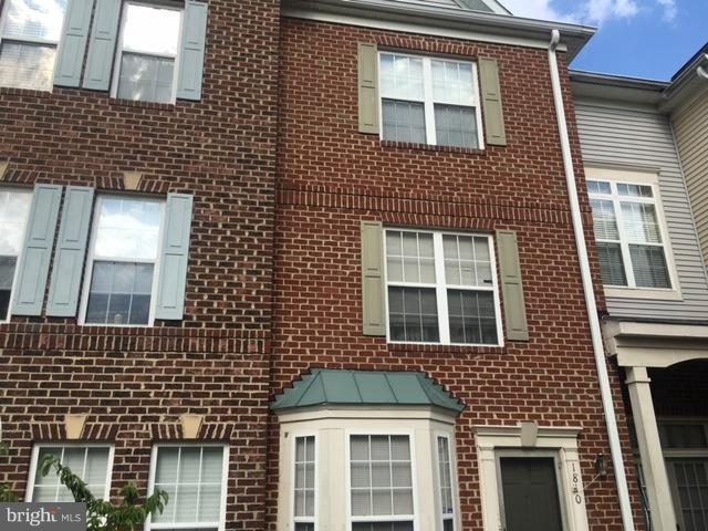 Spacious 3 level townhouse style condo with main level half bath, large master bedroom with walk-in closet, a dual vanity full bathroom and balcony, 1 car garage parking plus driveway, close to Bowie Town Center, Allen Pond and convenient to Largo Metro commuter transportation. Sold As-Is.