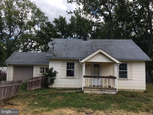 Darling 2br 1 bath home with finished attic, driveway, and 1 car attached garage located on large deep lot.  House has so much potential, needs full rehab as there are no working systems.  Owner Occupant Primary Resident purchasers only for the first 20 days on market.