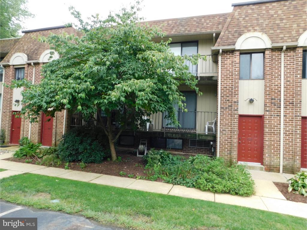Well maintained, bright and spacious, 2 bedroom Condominium in Wallingford Swarthmore School District! This is a 1st floor unit featuring an entry way w/large coat closet, living room w/sliders to private balcony, dining area, modern kitchen w/breakfast bar, c/t hall bath and two nice sized bedrooms. The basement is a huge finished room for lots of storage and laundry. Can also be used for den or family room.  Each condo has its own deeded parking space, pool access, tennis courts and more.