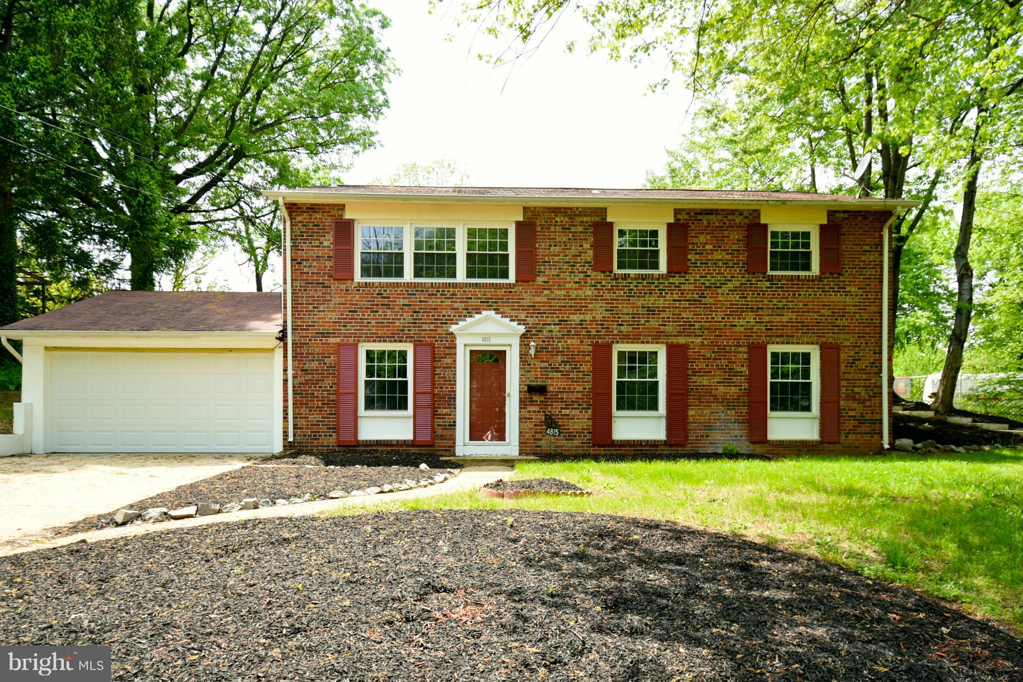 A Must See !!! Conveniently located off Franconia. Large front & back yard W/ Patio. Minutes from 395 / 495 / 95 & RT-1, Old Town, Springfield Mall, National Harbor, Kingstown. 3 Metro's- Springfield, Huntington & Van Dorn >20 min walk. Renovated 3 Full Bath, Kitchen, Granite, Carpet, Paint, L/ Fixtures, SS Appliances, Flooring, Sliding Door, Garage Door, Landscape, Newer Windows-5. Dont Miss!