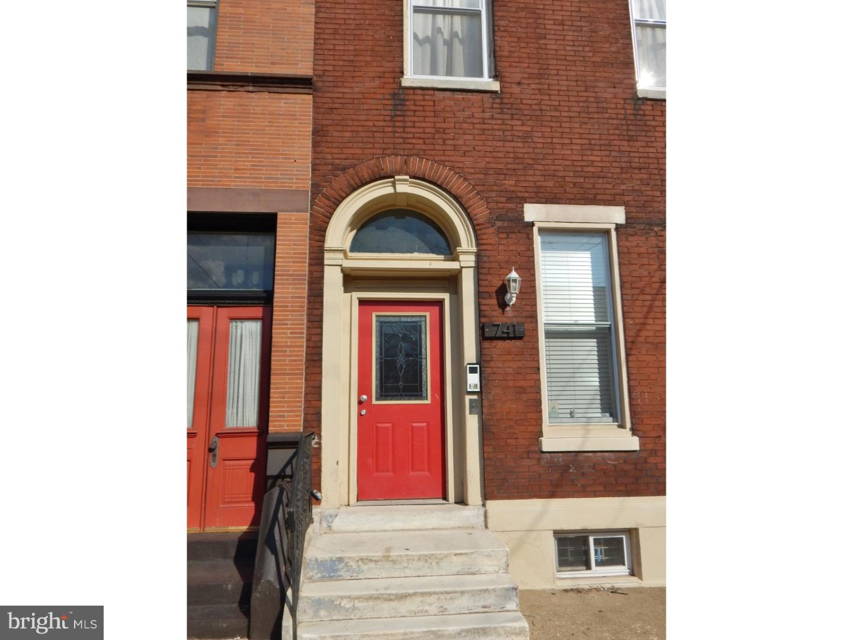 741 N 17TH Street #1 Philadelphia, PA 19130