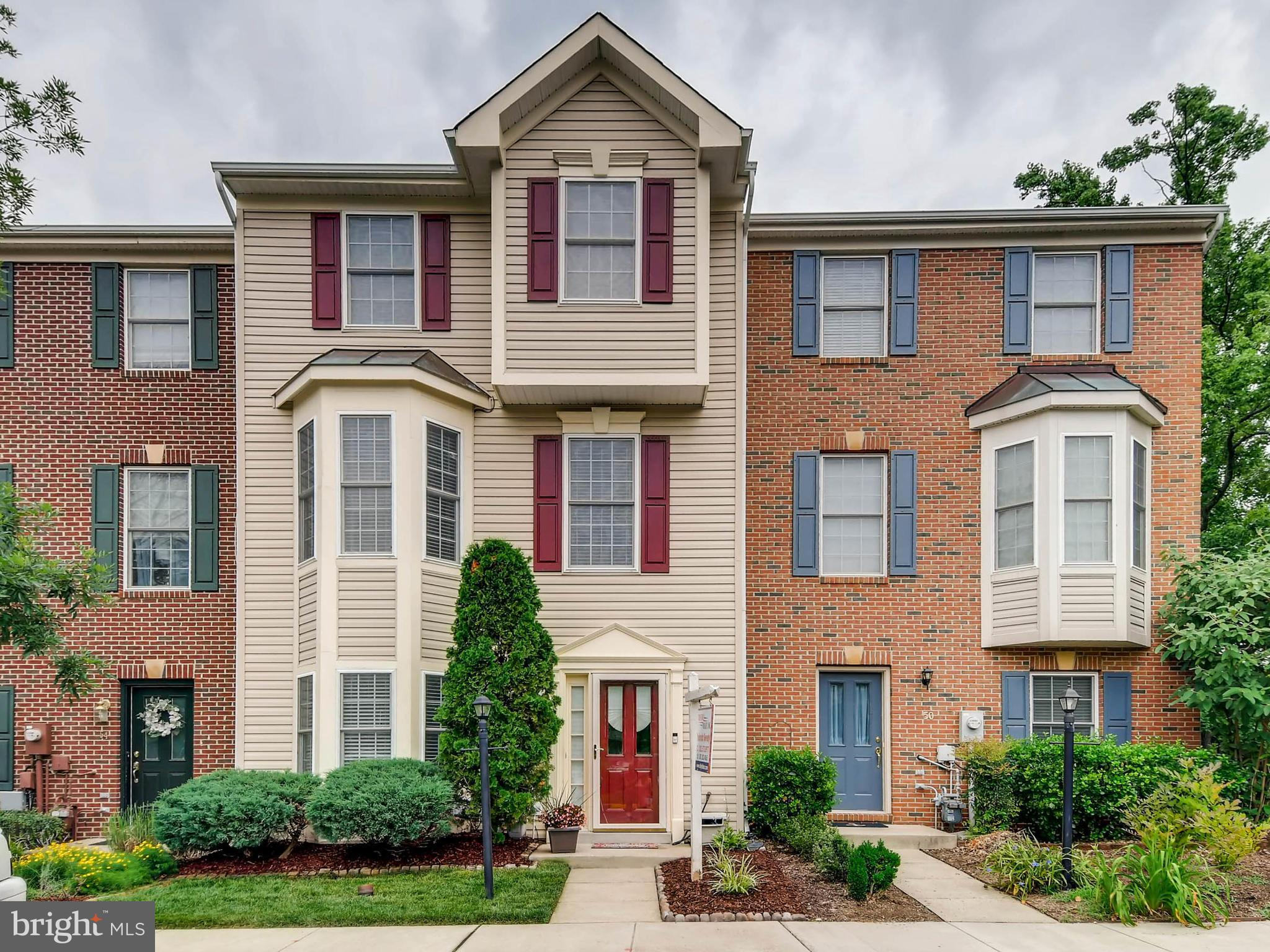 Price Reduced! This well maintained townhome in sought after River Oaks has 4 bedrooms, 2 full baths and features several recent upgrades. Enjoy a large eat-in kitchen with granite countertops/ceramic tile floors. Open living room/dining room with hardwood floors. Room for 1/2 bath on lower level. Close to shopping, waterfront dining, Annapolis and DC. SELLER OFFERING $2000 CARPET ALLOWANCE