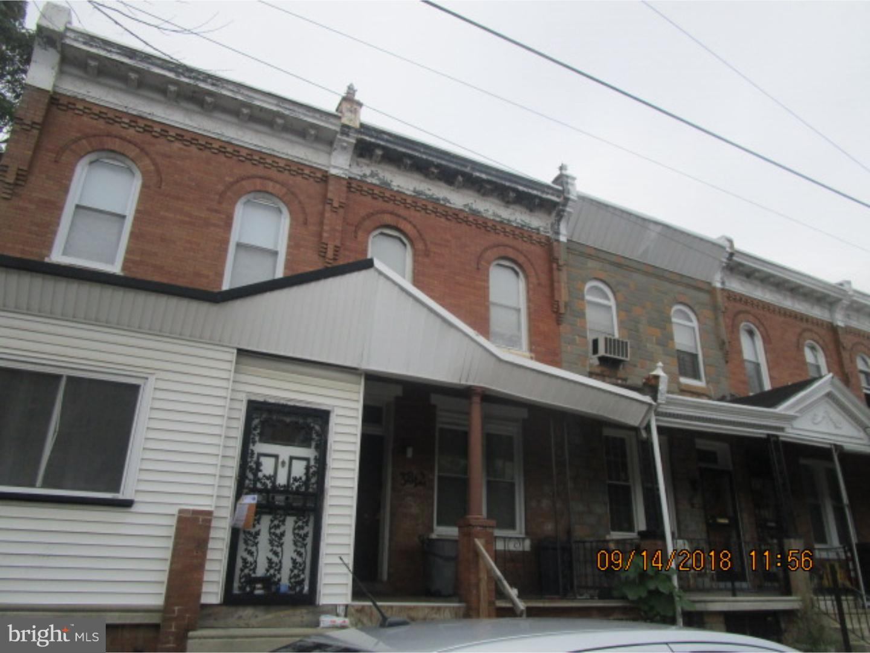 3812 N Sydenham Street Philadelphia, PA 19140