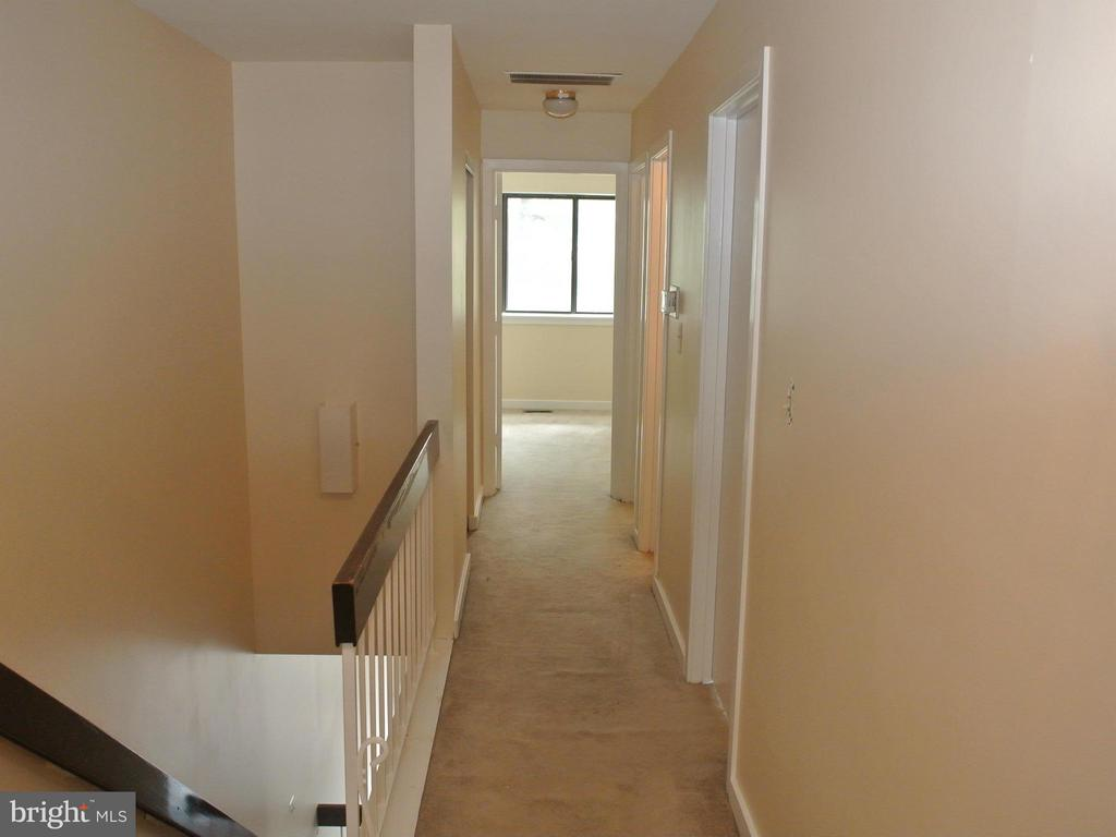 Gated Community with 24 Hour Security, Clubhouse & Pool. Updated 3 BR, 2.5 BA 2-lvl condo boasts gourmet kitchen, granite counter tops, stainless steel appliances, huge closets, hardwood floors, fireplace, private deck, and assigned parking. Walking distance to Catholic University, Children's Hospital, and Brookland Metro Station. Ideal for Foreign Service Officer, US AID, or Military on perdiem.