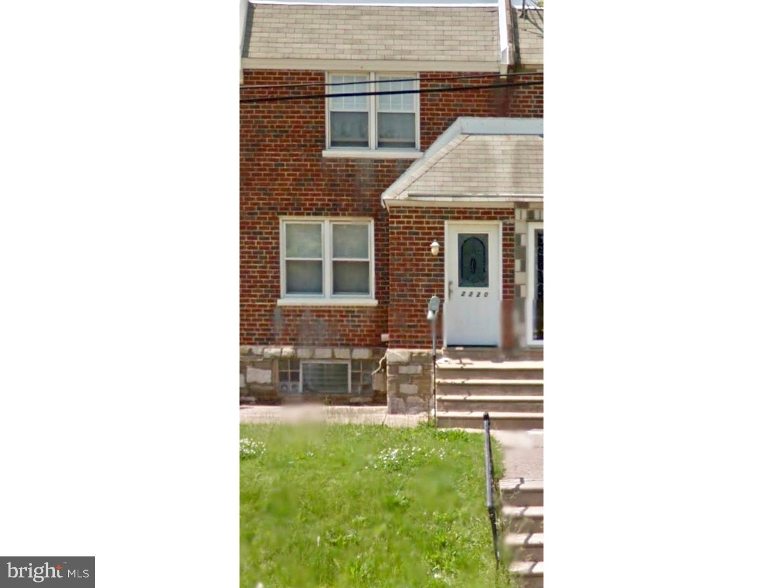 2220 Unruh Avenue Philadelphia, PA 19149