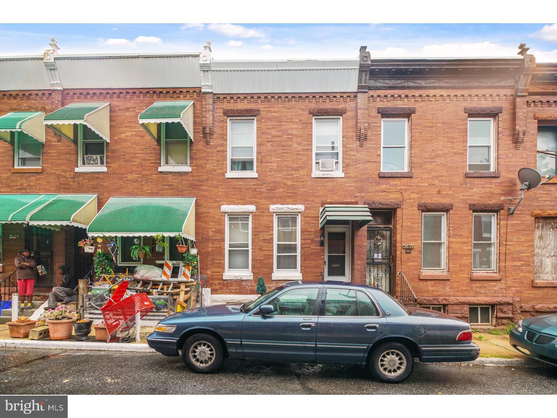 2635 N Douglas Street Philadelphia , PA 19132