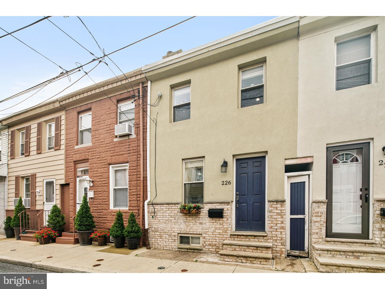 226 Gerritt Street Philadelphia, PA 19147