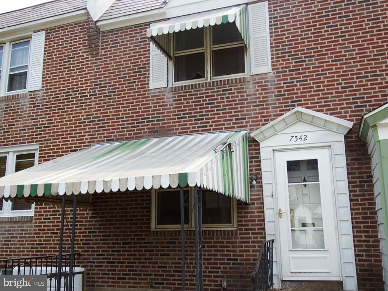 7542 Brentwood Road Philadelphia, PA 19151
