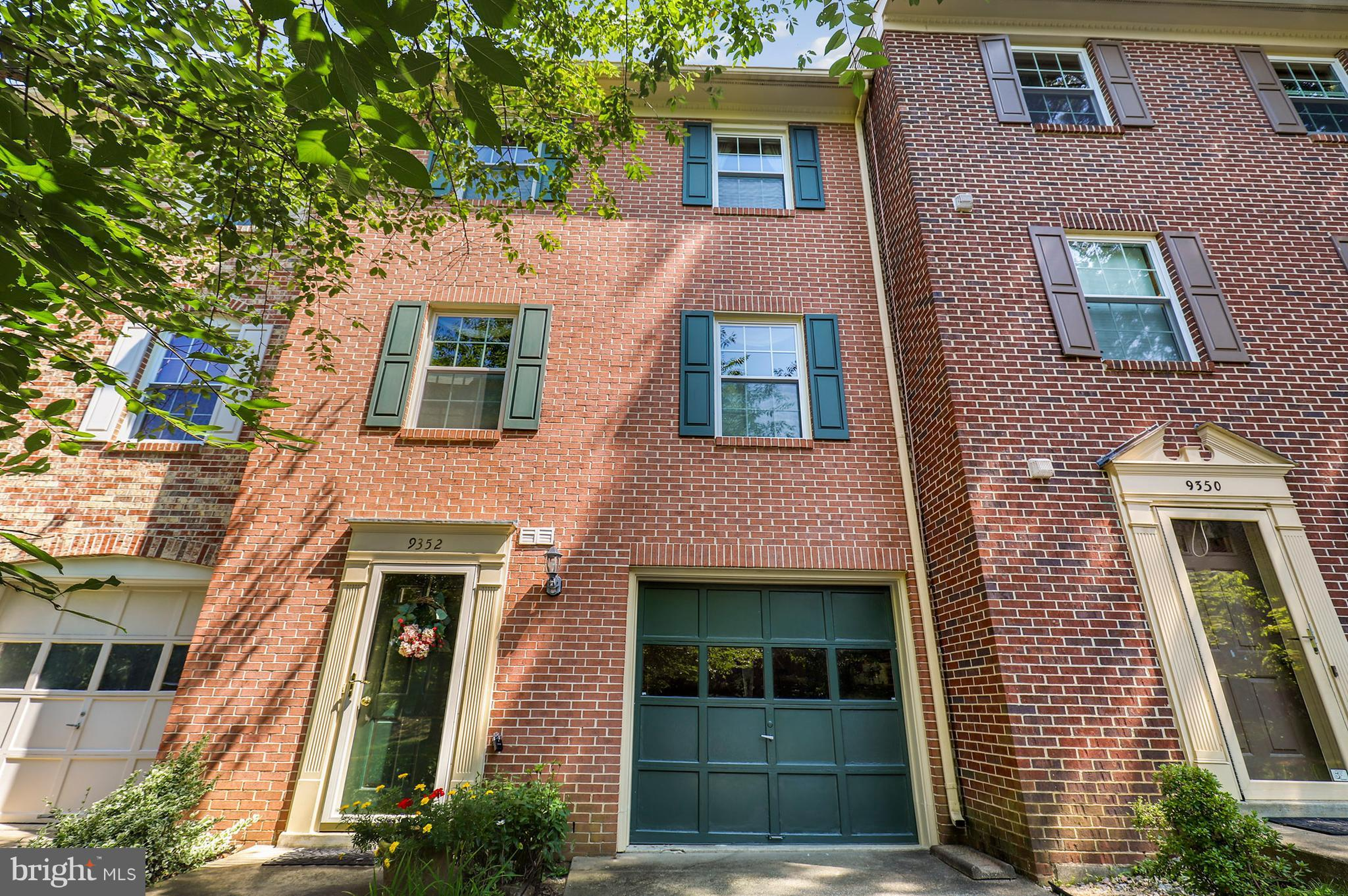 LOCATION backs to Park. Immaculate 3BD, 2.5BA Wooden Glen TH! Main FLR includes an LRG FAM RM w/ FPL, office & fenced-in BKYD. On the 2nd FLR, you have a LRG LR, SEP DR, & an upgraded KITC w/ ceramic tiling that opens to an LRG deck. 3rd FLR FEATs 3 BDs including an MB w/ en-suite BA & 2 walk-in closets. Highlights are new windows, BA fixture upgrades, & HDWD FLRS throughout. Close to transit!