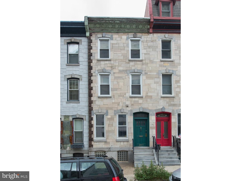 2411 Fairmount Avenue Philadelphia, PA 19130