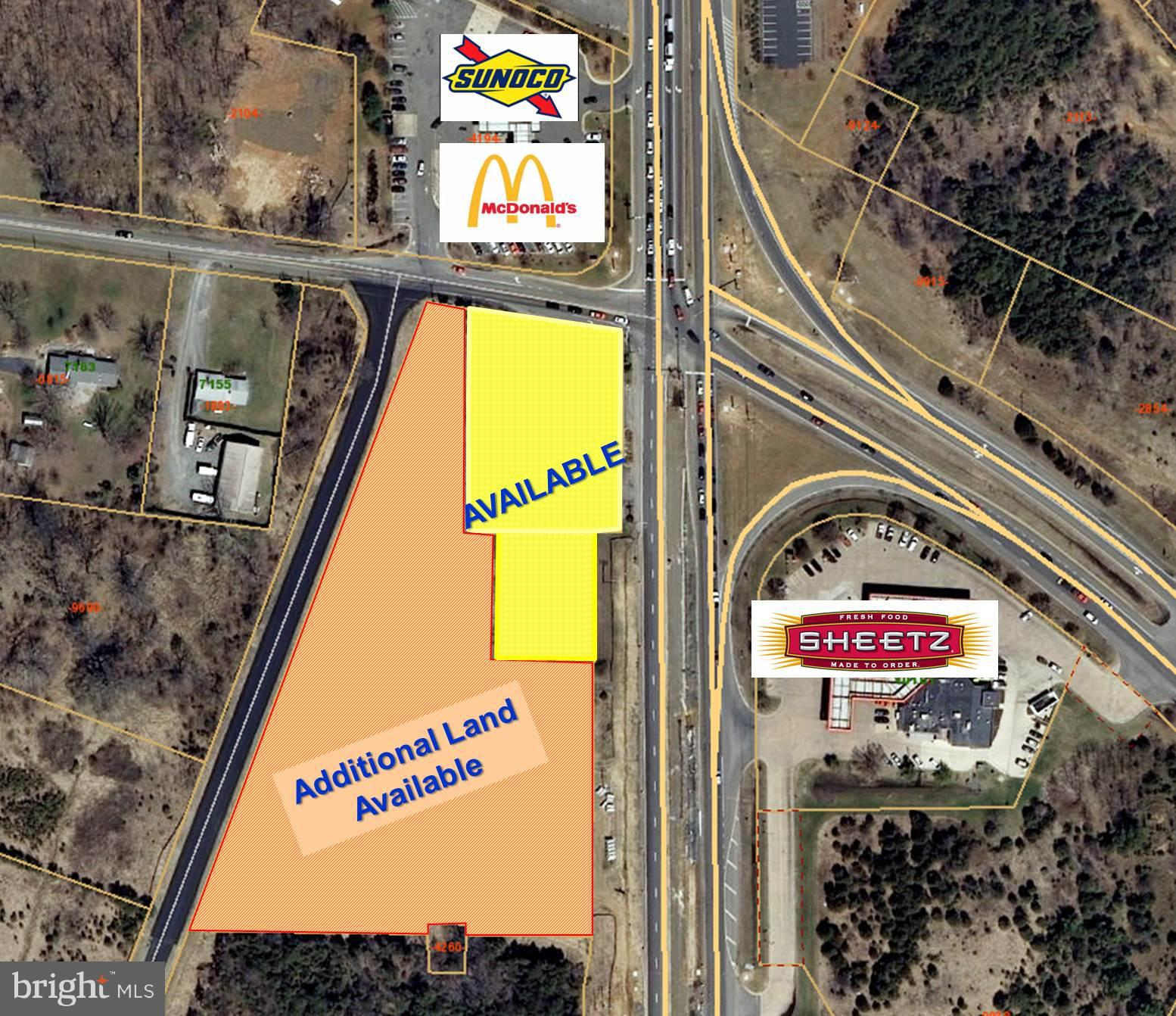 10088 JAMES MADISON HIGHWAY CROSSROADS SW 0, BEALETON, VA 22712