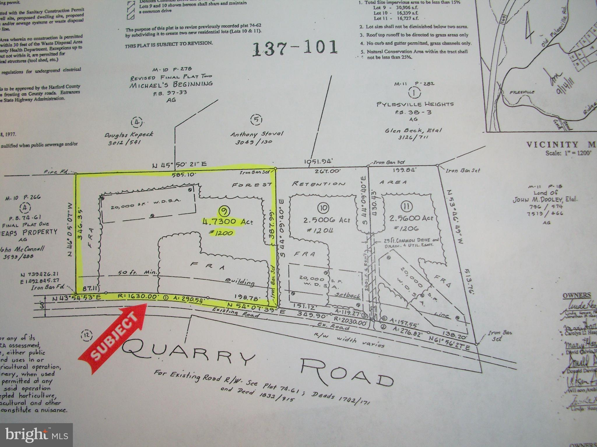 1200 QUARRY ROAD, WHITEFORD, MD 21160