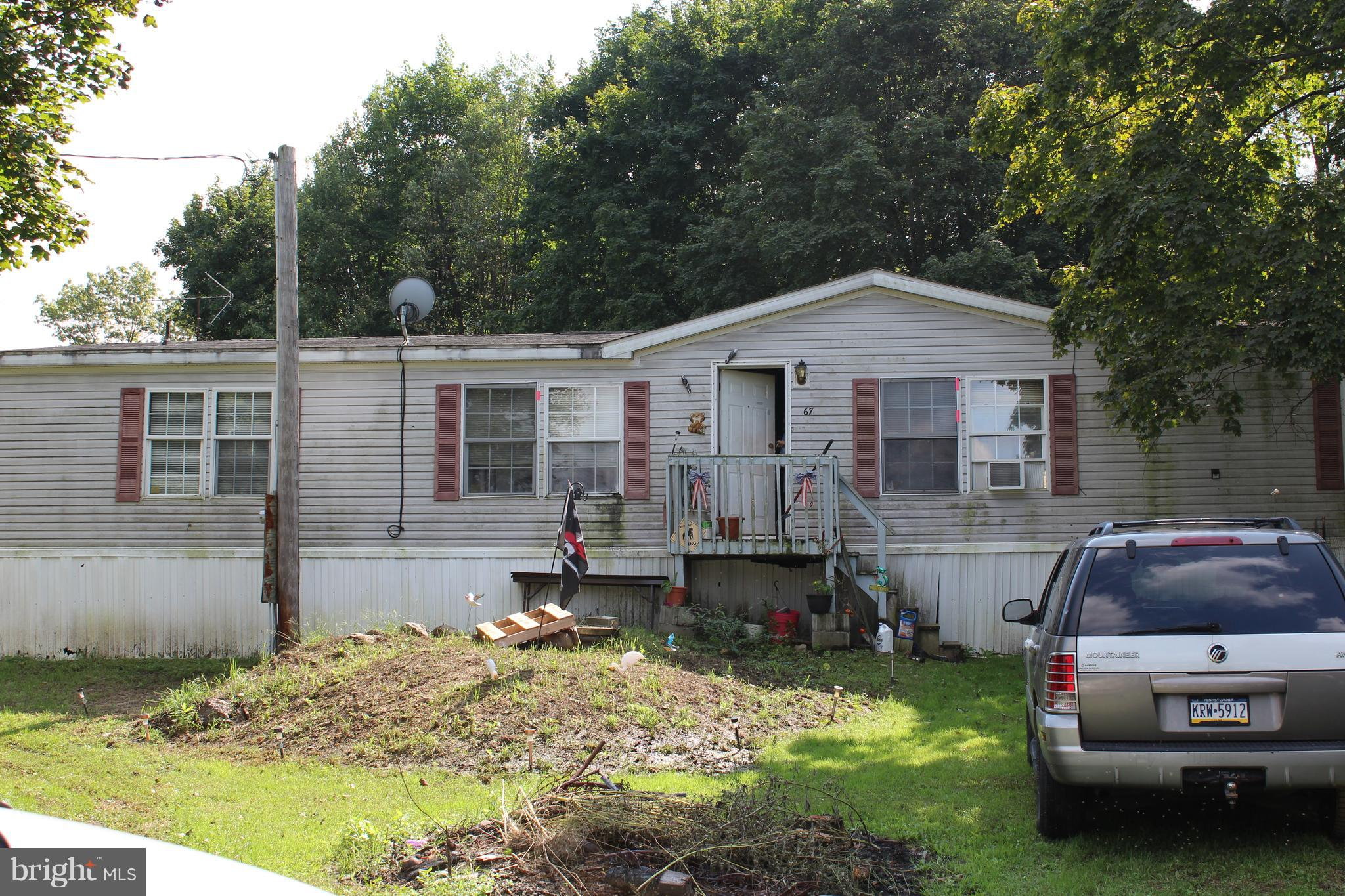 67 MAHANOY RIDGE ROAD, ELLIOTTSBURG, PA 17024
