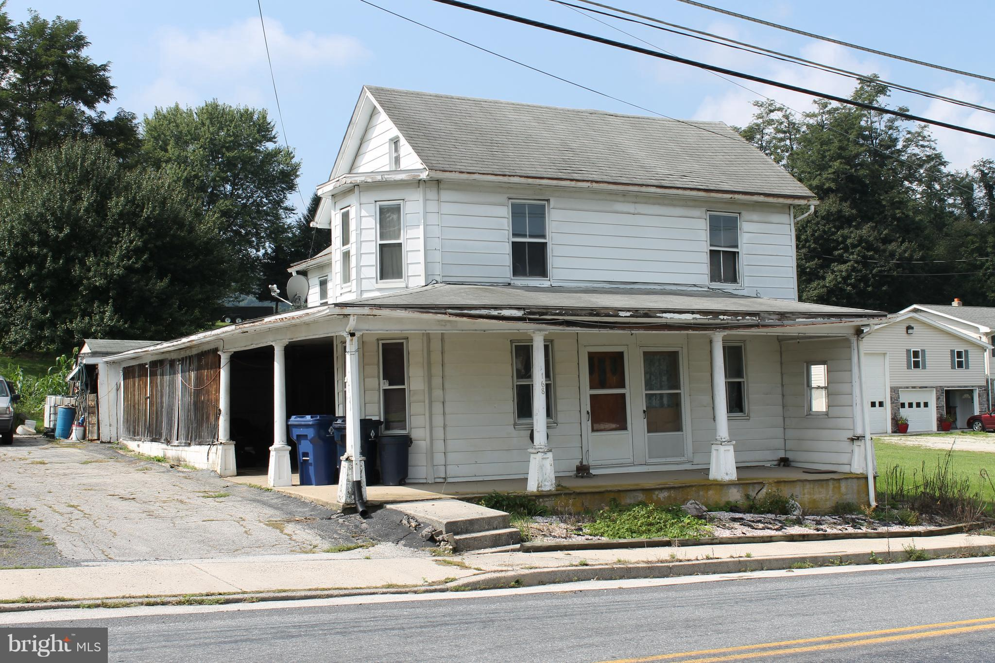 168 N MAIN STREET, BENDERSVILLE, PA 17306