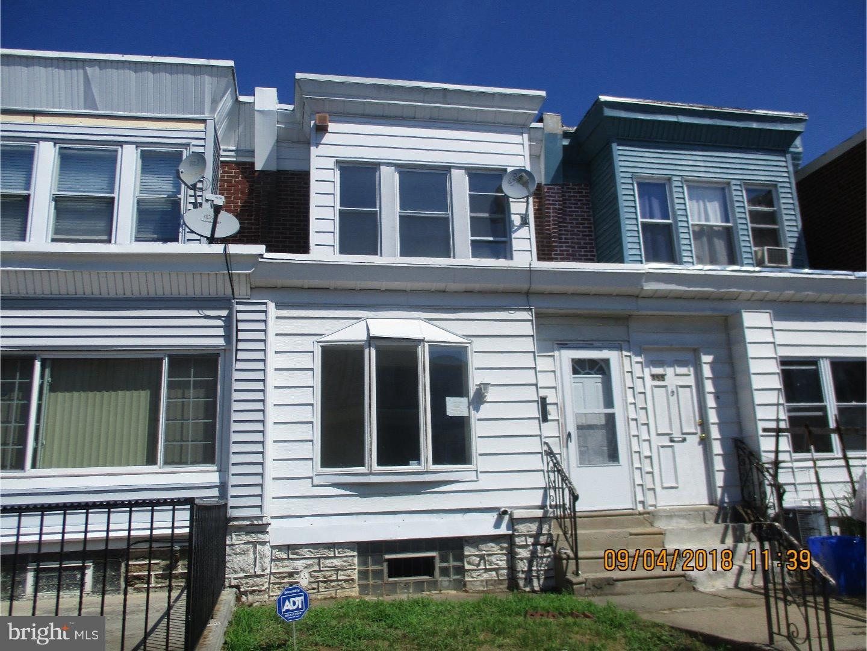353 E Eleanor Street Philadelphia , PA 19120