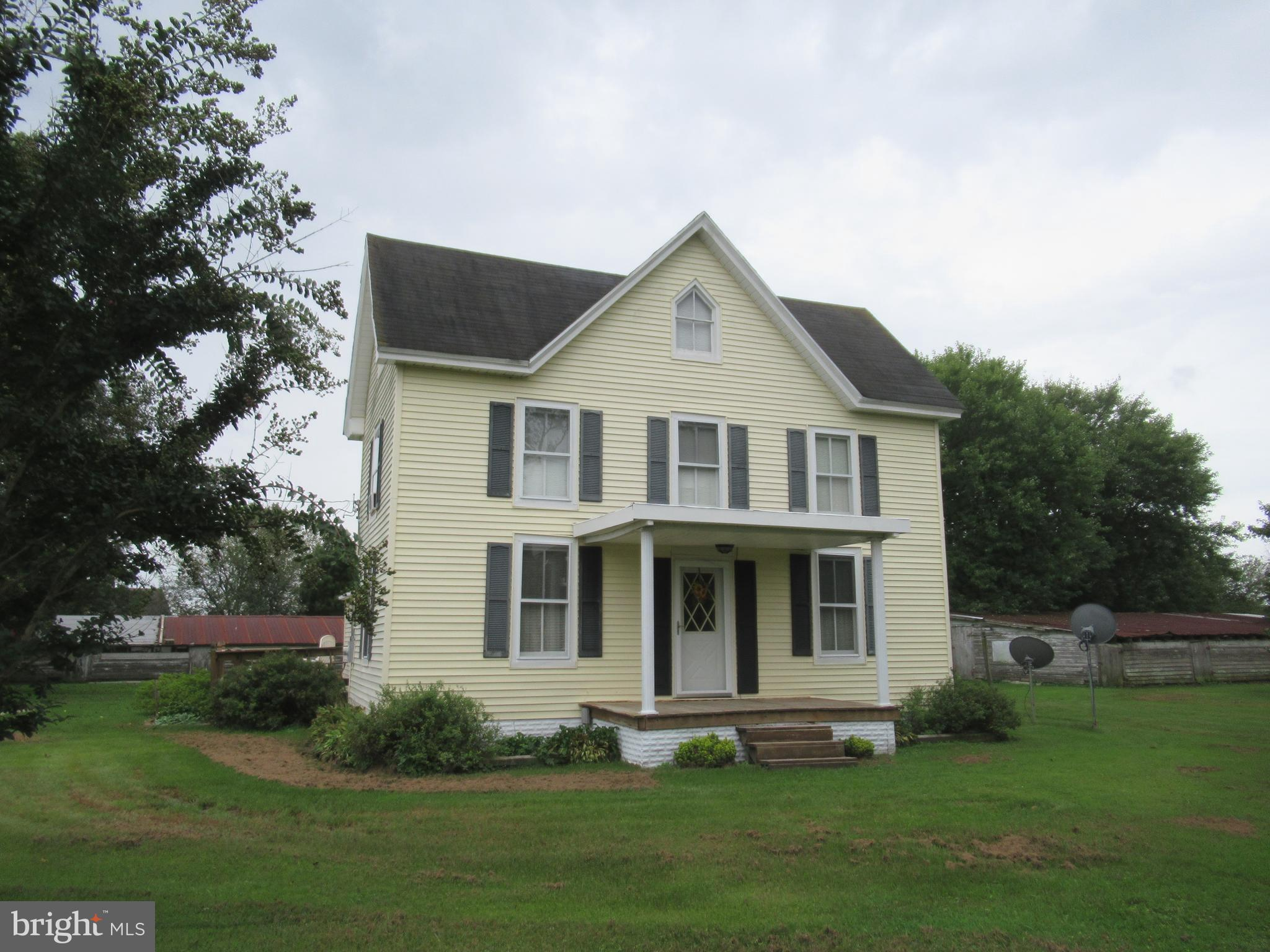 28561 LQ POWELL ROAD, MARION STATION, MD 21838