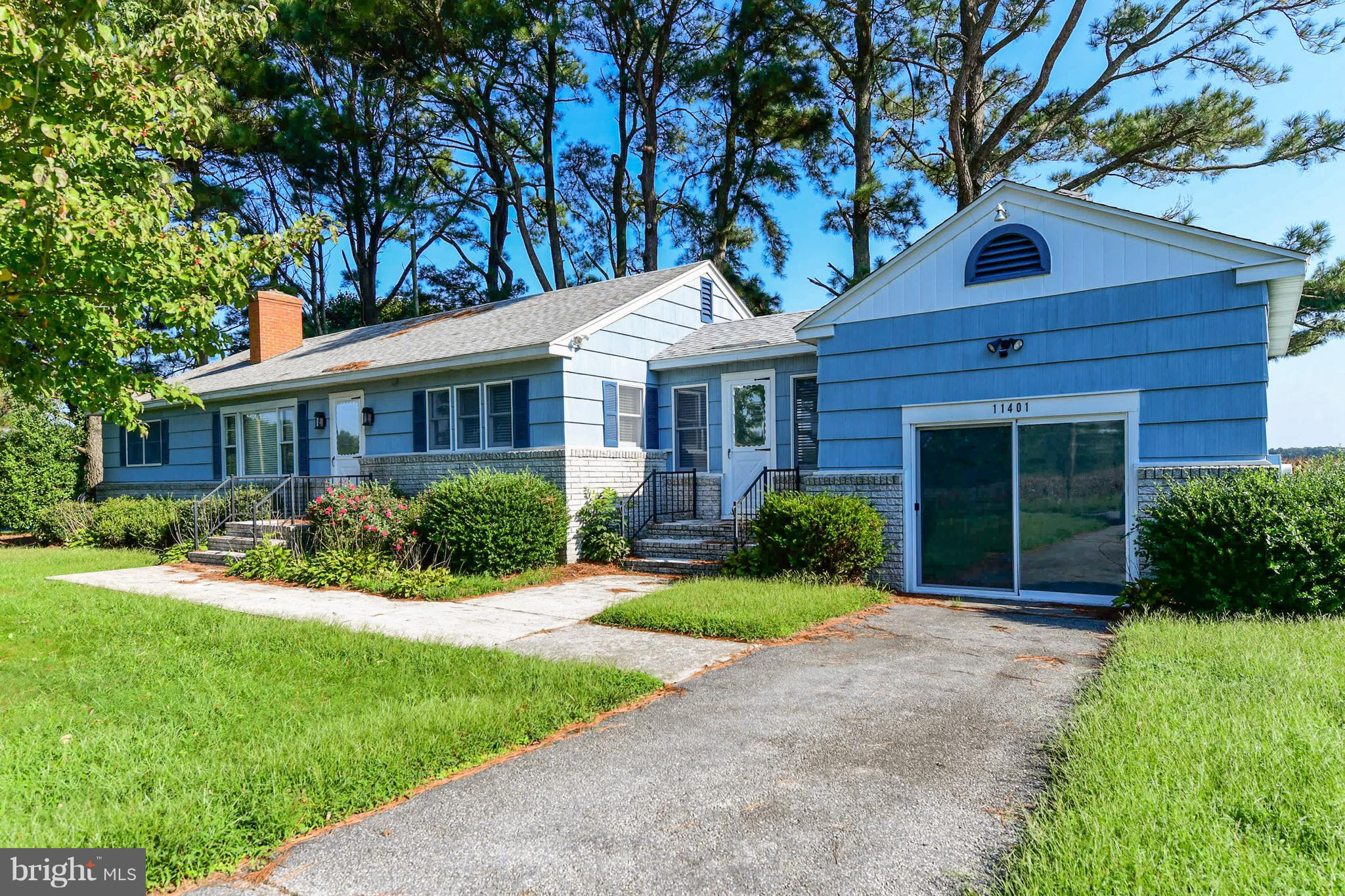 11401 SAINT MARTINS NECK ROAD, BISHOPVILLE, MD 21813