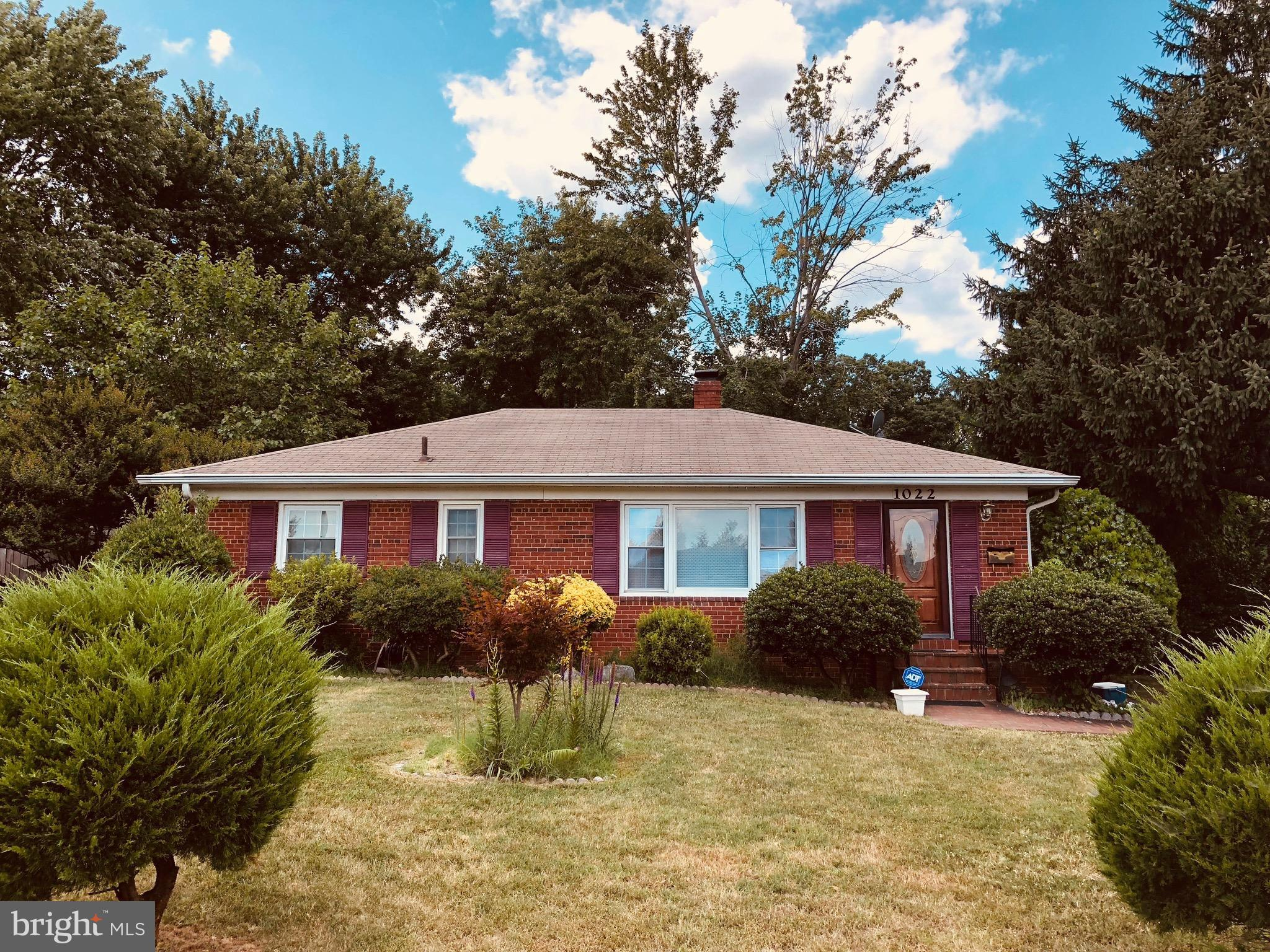 Rare opportunity in historic Seminary community ~ Updated kitchen, granite counter tops, stainless steel appliances ~ Original hardwood floors, attached sunroom addition w/ deck and patio access ~ well groomed yard, finished basement ~ minutes from beltway & metro, walk to shopping centers. Agent-Owner relationship.