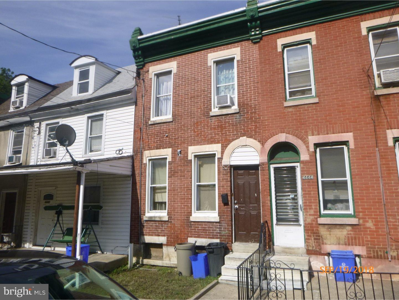 4442 Penn Street Philadelphia , PA 19124