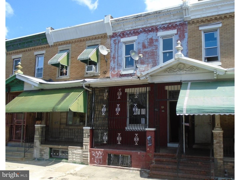 4011 N Reese Street Philadelphia , PA 19140