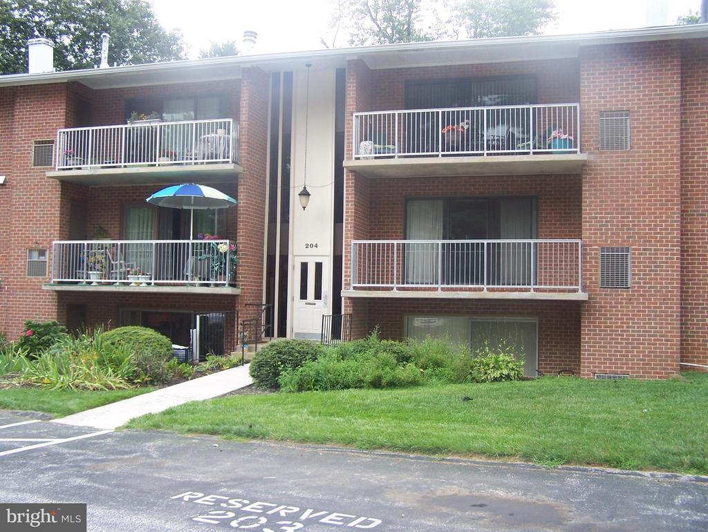 204 CORK LANE #203, REISTERSTOWN, MD 21136
