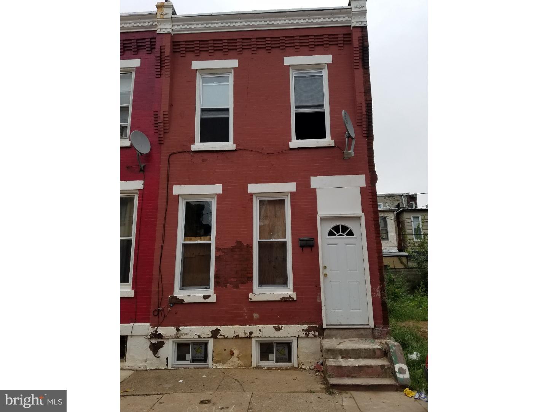 1863 N Etting Street Philadelphia , PA 19121