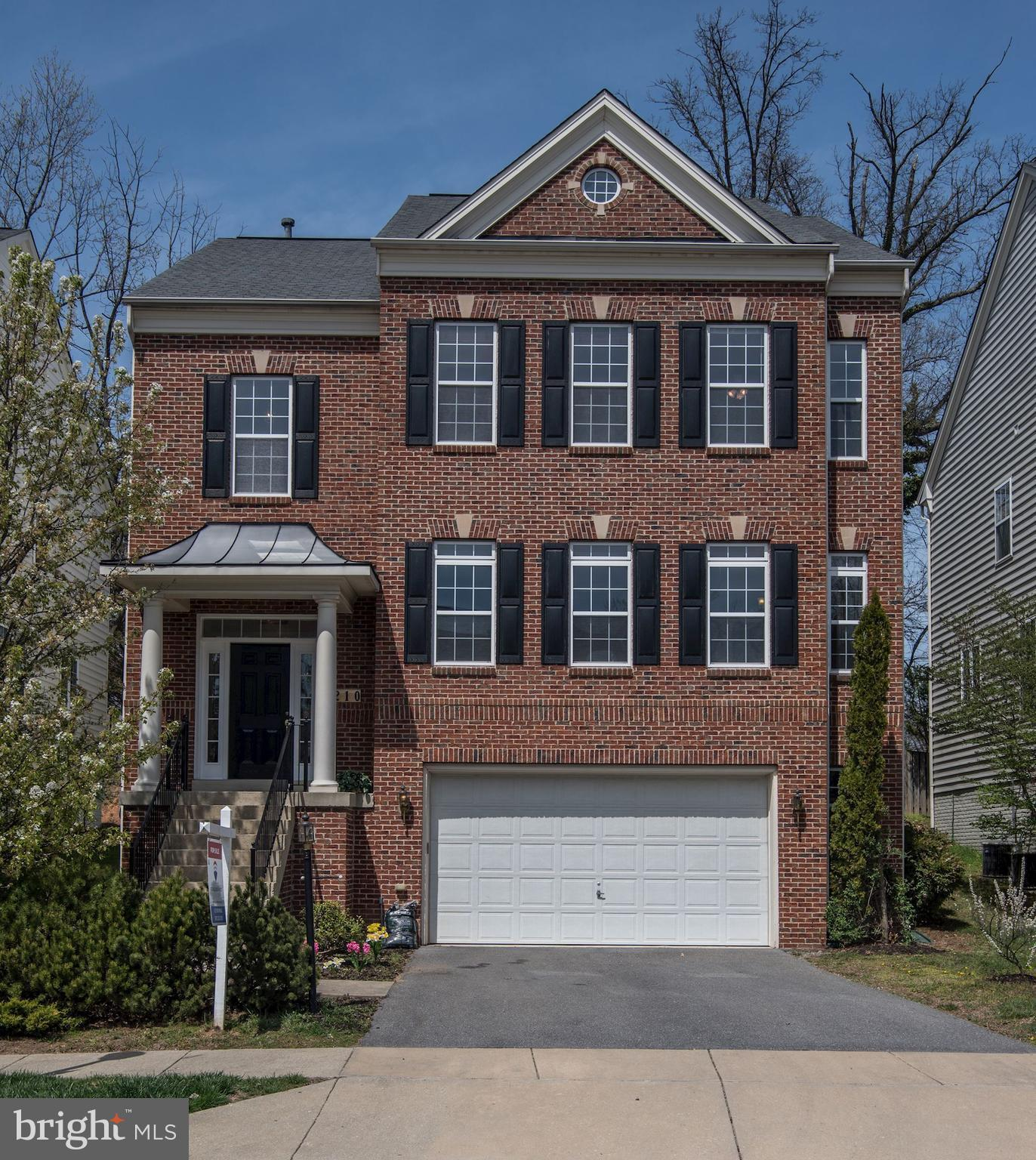 210 HIDDEN FOREST COURT, GAITHERSBURG, MD 20877