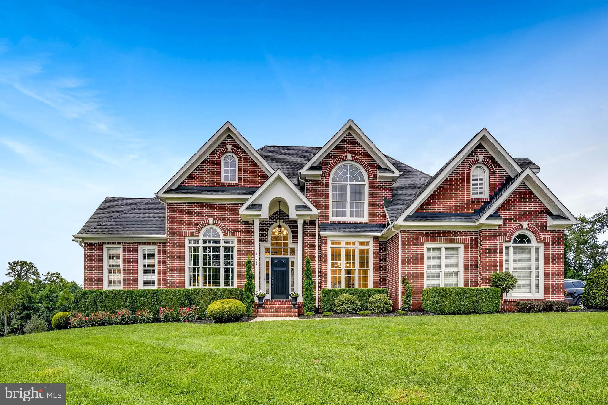 1509 STONE POST COURT, BEL AIR, MD 21015