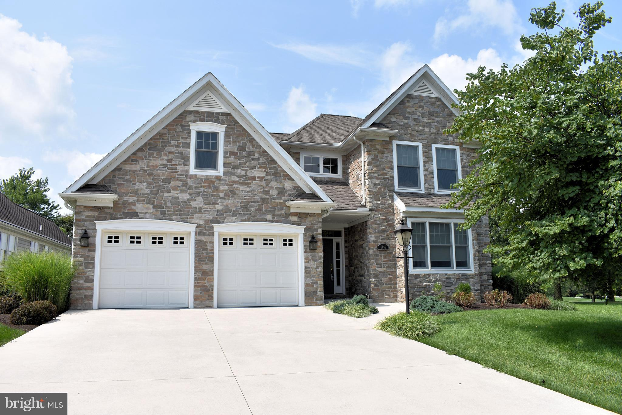 6868 OLD COURSE ROAD, FAYETTEVILLE, PA 17222
