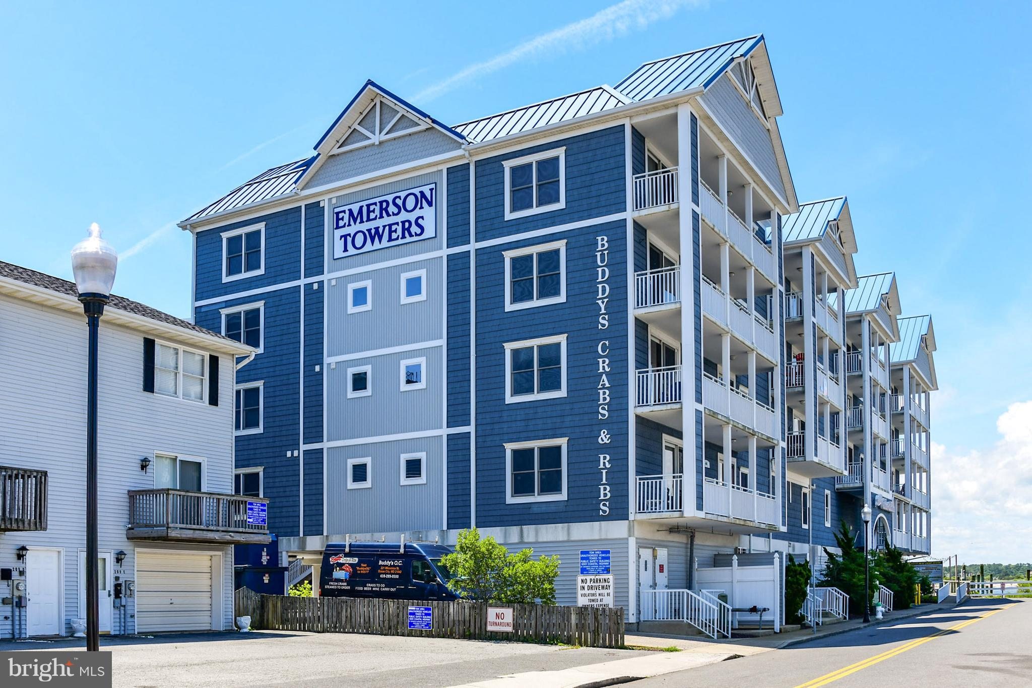 221 WICOMICO STREET 503 EMERSON TOWERS, OCEAN CITY, MD 21842