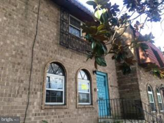 Perfect for the seasoned developer, this sold brick row house has great bones and needs full renovation. Extensive mold damage throughout, therefore seller considering only cash offers.  Sold strictly as-it-is.